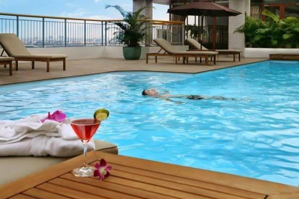 Top 10 Hồ bơi đẹp nhất TPHCM