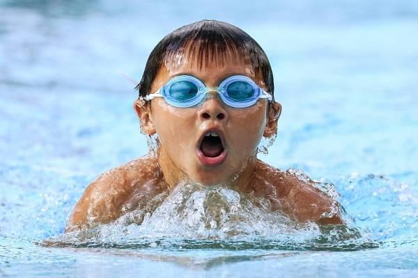 an toàn khi đi bơi