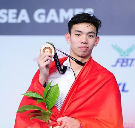 Nguyễn Huy Hoàng – từ cậu bé làng chài đến nhà vô địch Olympic trẻ 2018