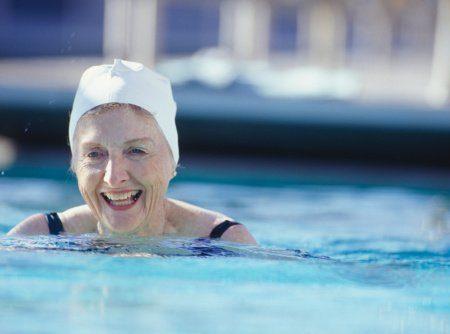 """5 """"lợi ích vàng"""" tốt cho sức khỏe từ việc bơi lội"""