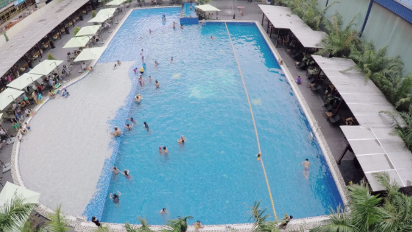 hồ bơi đẹp ở sài gòn