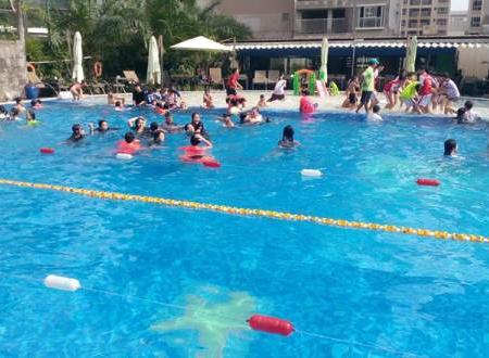Danh sách các hồ bơi tại TPHCM
