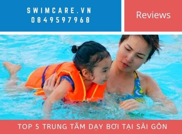 Trung tâm dạy bơi tại Sài Gòn