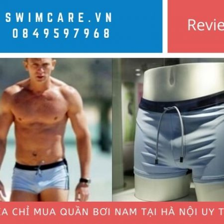 Địa chỉ mua quần bơi nam tại Hà Nội uy tín