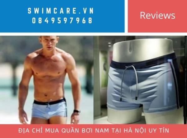 Địa chỉ mua quần bơi nam tại Hà Nội