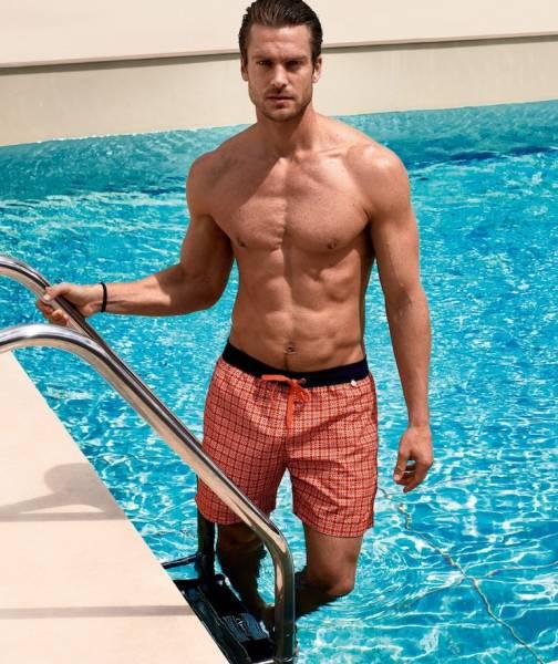 quần bơi nam dài