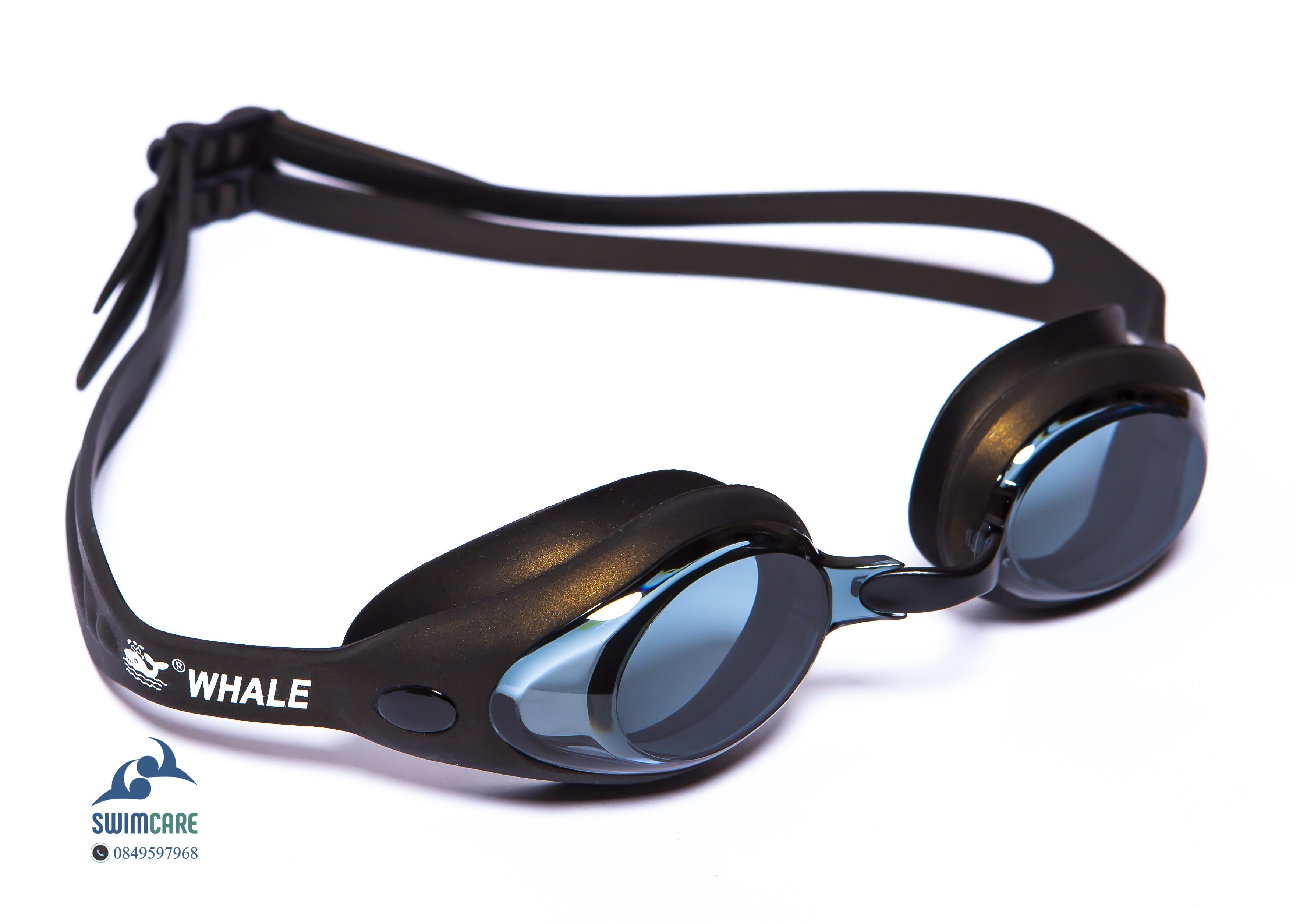 Kính bơi cận Whale cao cấp